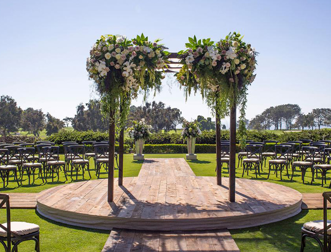 Wedding signature collection venue