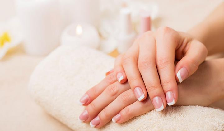 Spa Offer Manicure