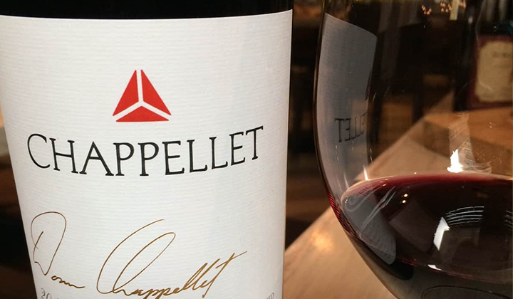 Signature Wine Series Chappellet