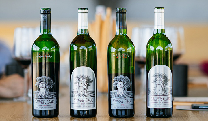 Artisan Signature Wine Series - Silver Oak
